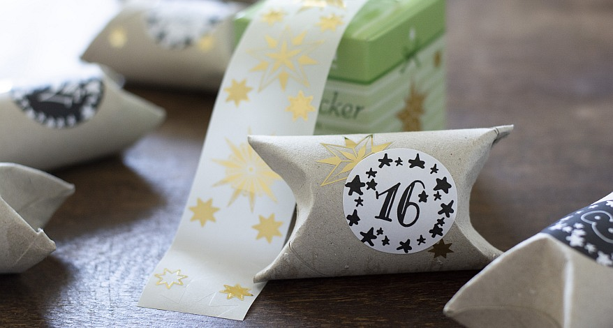 Upcycling Adventskalender Aus Klopapierrollen News Prelle In